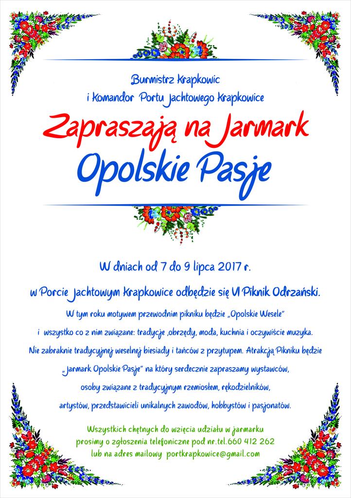 zaproszenie - OPOLSKIE PASJE.jpeg