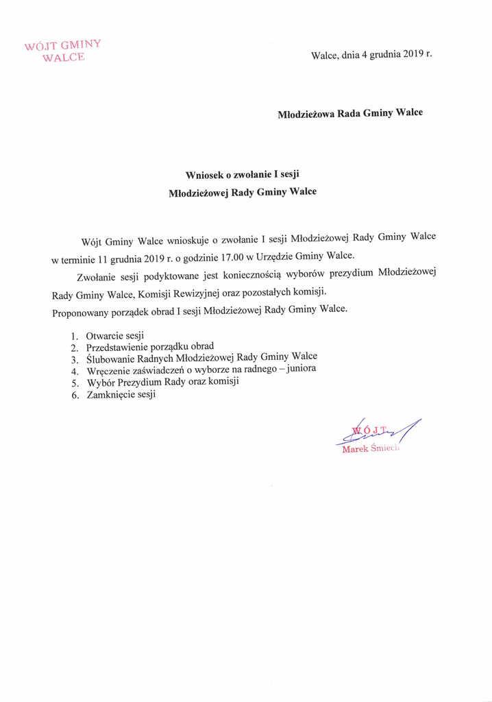 Wniosek o zwołanie I sesji Młodzieżowej Rady Gminy Walce-1.jpeg