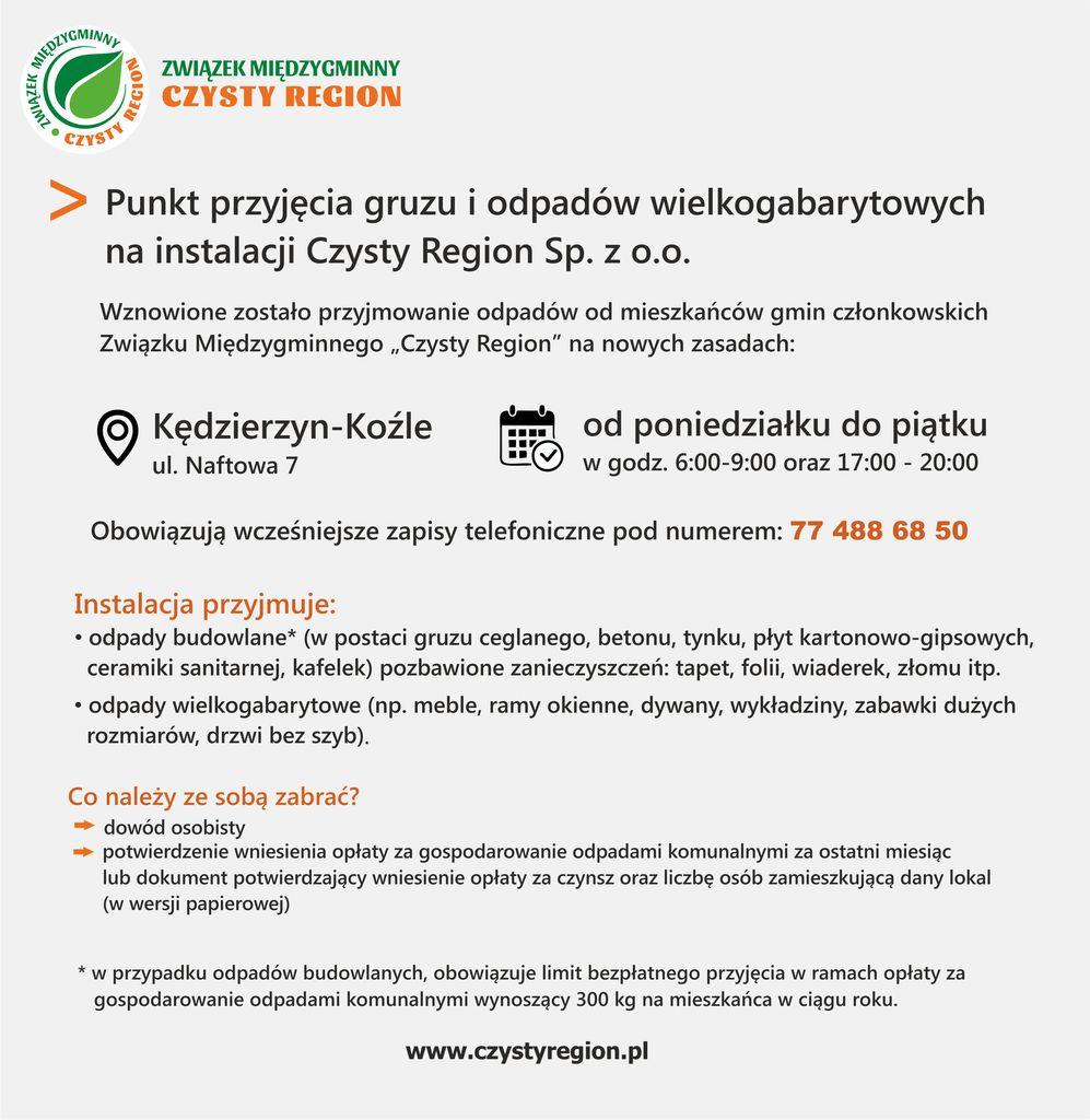 Odbiór gruzu i odpadów wielkgabaryt Instalacja KK 2021.jpeg