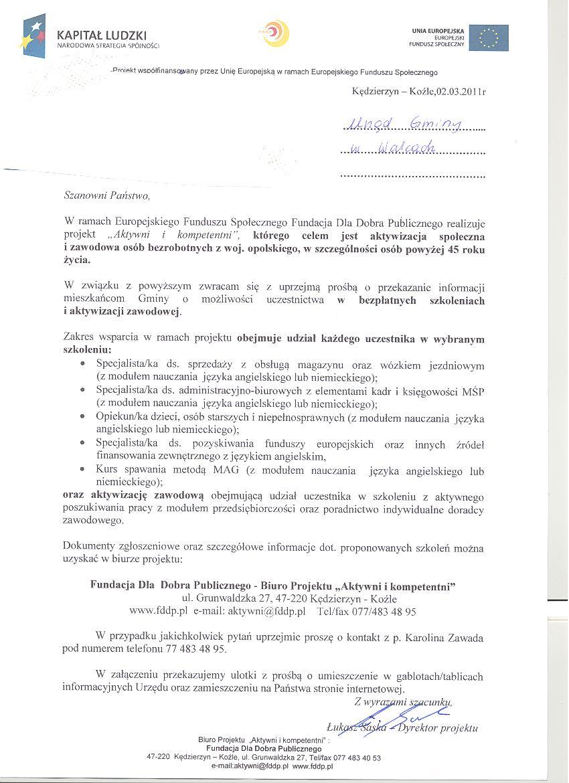 Bezpłatne szkolenie i aktywizacja społeczna i zawodowa osób bezrobotnych z woj. opolskiego.jpeg