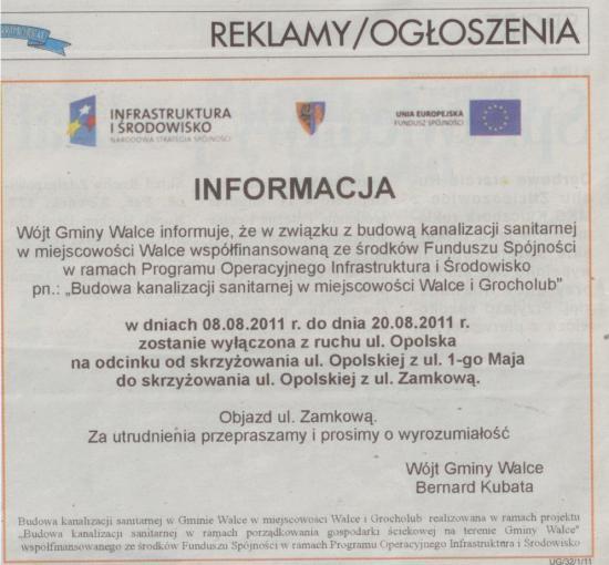 Artykuł z 09.08.2011 - Tygodnik Krapkowicki.jpeg