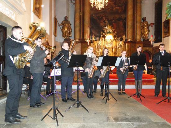 Galeria Koncert adwentowy w Gminie Berg b. Rohrbach (Austria) 2013