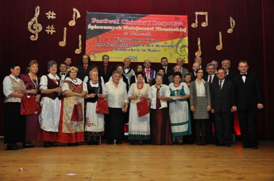 Galeria XXII Festiwal Chórów i Zespołów Śpiewaczych Mniejszości Niemieckiej