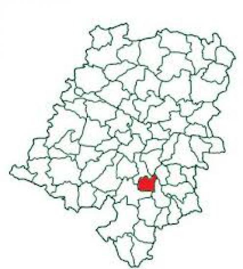 Galeria Gmina Walce - mapy