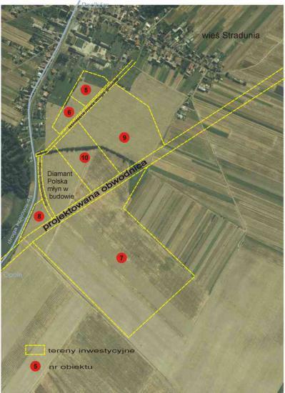 Galeria Stradunia - oferta inwestycyjna mapy