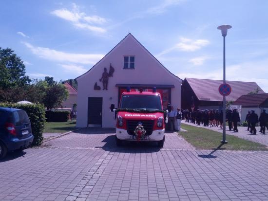 Galeria OSP Grocholub w Hausheim