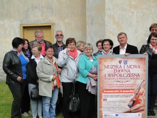 Galeria Koncert Muzyki Dawnej 15.06.2014 r. w Małej Morawce