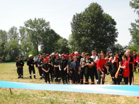 Galeria Zawody sportowo-pożarnicze DOBIESZOWICE*2015