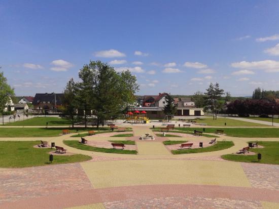 Galeria Brożec plac