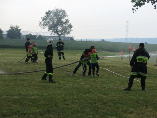 Galeria Zawody pożarnicze Brożec 2016