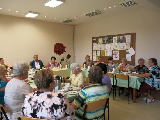 Galeria Gotujmy razem w Grocholubiu - spotkanie