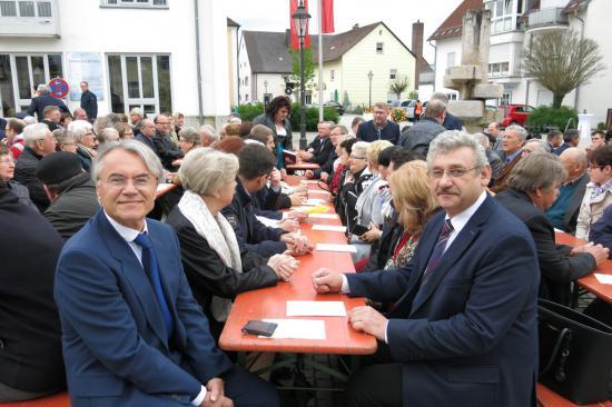 Galeria 20-lecie partnersta Gmin Berg-Walce