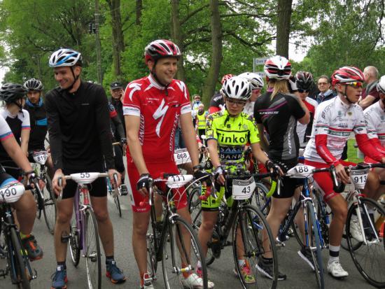 Galeria XX Dni Walec 2017- wyścig kolarski