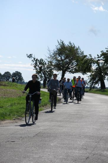 Galeria Rajd rowerowy - etap I