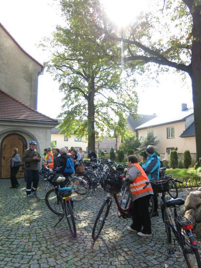 Galeria Rajd rowerowy - III etap