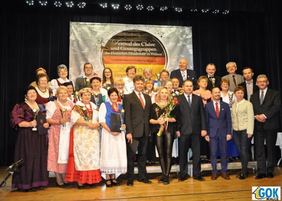 Galeria Festiwal Chórów i Zespołów Śpiewaczych