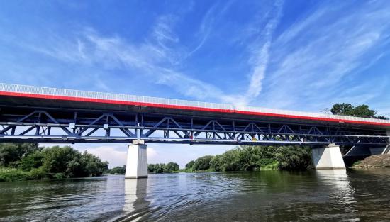Galeria Stary most kolejowy i park miejski w Krapkowicach zrewitalizowane