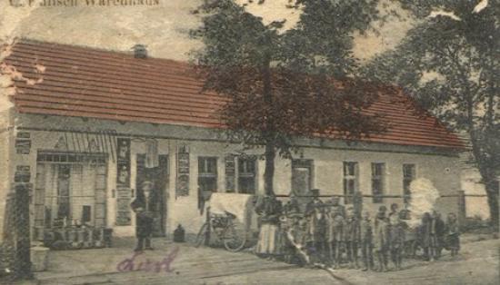 Sklep u Kalisza w Straduni