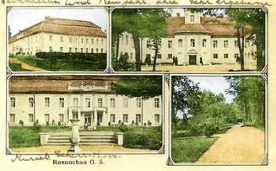 Zamek Rozkochów